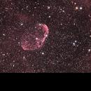 NGC 6888 Crescent Nebula,                                SmackAstro