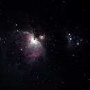 Orion Nebula,                                Jesse Krautwurst