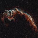 Eastern Veil Nebula,                                Richard Vanderbeek