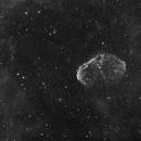 Crescent Nebula,                                Karl