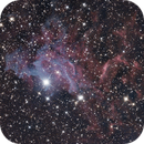 IC405 (stack with only 7 pictures),                                PhotoMicQ
