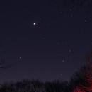 Venus, Jupiter, and Scorpion Friends,                                Kurt Zeppetello