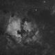 NGC7000,                                Jean-Pierre Bertrand