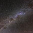 Southern Milky Way - Autumn Sky - Centered on Crux,                                Gabriel R. Santos (grsotnas)