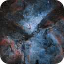 NGC 3372 NB+LRGB,                                Tom Peter AKA Astrovetteman