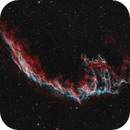 NGC 6992, NGC 6995 & IC 1340 - Eastern Veil Nebula,                                Gary Imm
