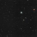 La galaxie de l'enflure et sa 8ème supernova,                                Corine Yahia (RIGEL33)
