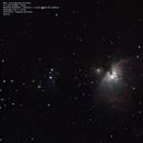 M42 - Gran Nebulosa de Orión,                                Javier R.