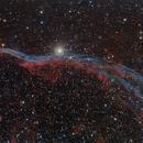 NGC6960: Nebulosa del Velo (parte oeste),                                José Manuel Taverner Torres