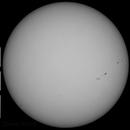 Sun in Whitelight  4th September  2014  ,  09:00 BST  (218/247),                                steveward53
