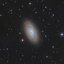 M64 - Black Eye Galaxy,                                Nippo81