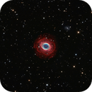 M57 with the outer halo,                                Andre van der Hoeven