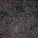 ic 1396 of june 2010 - 178 180 secs unguided exposures,                                Stefano Ciapetti
