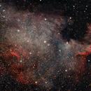 NGC 7000 - North America Nebula,                                Demetris Psomas
