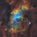 NGC7635 Bubble nebula,                                MakikoSugimura