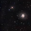 M77 in Cetus,                                Andrew Lockwood