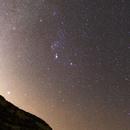 Orion nightscape,                                Nikola Nikolov