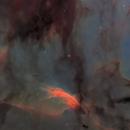 M16 - Pillars of creation HLA,                                Rich Sky