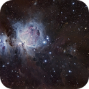 Orion's Sword - Orion Great Nebula - Wide Field Dust and Reflections,                                Jon Rista