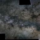 Milky Way Panorama - Scutum to Scorpius,                                Astro-Wene