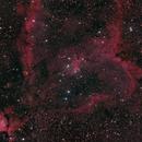Heart Nebula,                                whitenerj