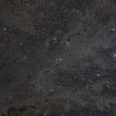 Molecular Clouds around Phi Taurii,                                Jenafan