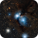 NGC 6723 and Friends - from Chile,                                Glenn C Newell