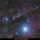Witch Head Nebula,                                Gabriel R. Santos (grsotnas)