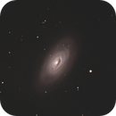 M64 - Black Eye Galaxy,                                Kyle Pickett