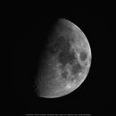 7-1/2 Day-old Moon,                                Michael Feigenbaum