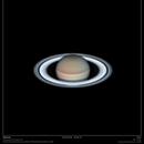 Saturne depuis le Chili en remote,                                Nicolas JAUME