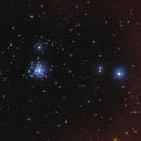 NGC 2362 - The Tau Canis Majoris Cluster,                                Ray Caro