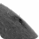 AR12360 - Sun in H-alpha ANIMATION,                                Łukasz Sujka