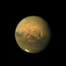 Planet Mars October Reprocess,                                Stephen Heliczer FRAS