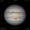 Jupiter GRS,                                Christofer Báez