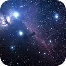 Horsehead Barnard 33,                                cgundy