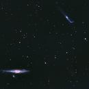 NGC 4631,                                manudu74