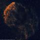 SNR IC443, the Jellyfish Nebula,                                Todd Fleischmann
