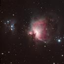 Orion Nebula,                                Abraham Jones