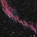 Eastern Veil Nebula,                                James Ross