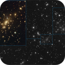 Abell 2218 Galaxy Cluster,                                sky-watcher (johny)