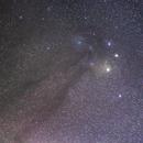 Antares e Ro Ophiuchi,                                Lauriston Trindade