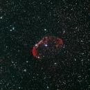 The Crescent Nebula,                                Donovan
