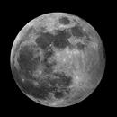 Moon Eclipse 2020 (penumbral),                                Cristian Cestaro