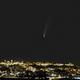 Comet rising - C/2020 F3 NEOWISE - magnitude 1.7,                                Andrea Storani