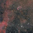 NGC6888 alias Crescent Nebula,                                Riccardo A. Balle...