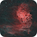 IC 405 (Flaming Star Nebula),                                Brian Sweeney