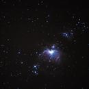 Messier 42 (Orion Nebula),                                Greg Hogan
