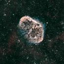 NGC 6888 Crescent Nebula,                                William Brown