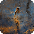 IC 1396 - Elephant's Trunk Nebula,                                Yannick Akar